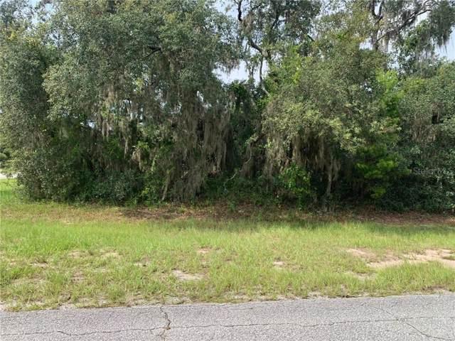 Mediterranean Drive, Poinciana, FL 34759 (MLS #O5800197) :: Godwin Realty Group