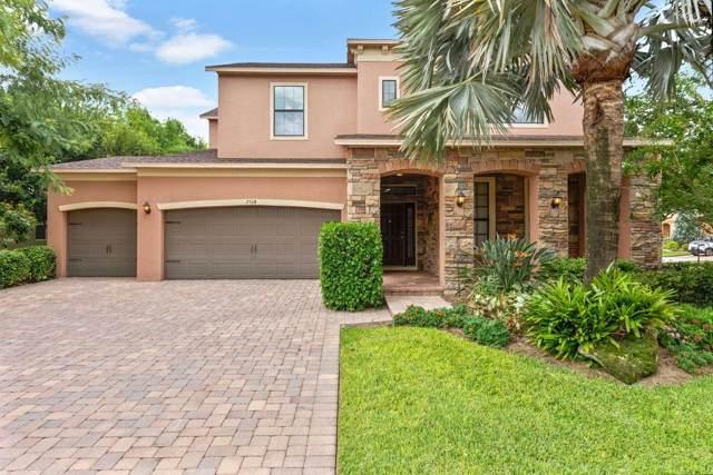 2508 Red Berry Way, Ocoee, FL 34761 (MLS #O5800209) :: Bustamante Real Estate