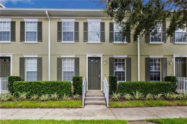 6347 Westcott Cove Boulevard, Orlando, FL 32829 (MLS #O5800242) :: Cartwright Realty