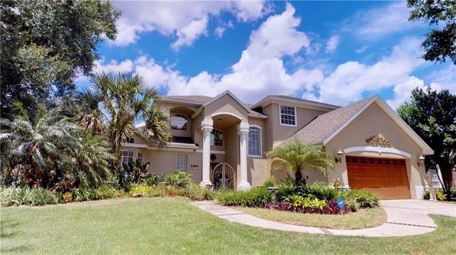 1344 Cornerstone Court, Orlando, FL 32835 (MLS #O5800269) :: RE/MAX Realtec Group