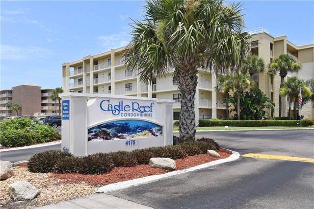 4175 S Atlantic Avenue #117, New Smyrna Beach, FL 32169 (MLS #O5800296) :: Florida Life Real Estate Group
