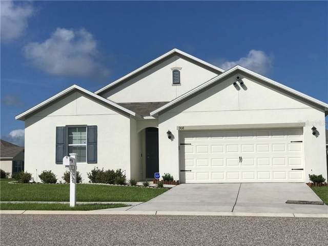 908 Chanler Drive, Haines City, FL 33844 (MLS #O5800336) :: Baird Realty Group