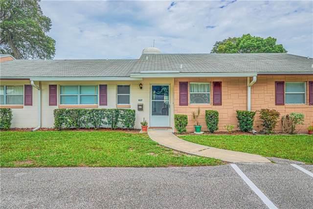 437 N Boston Avenue #437, Deland, FL 32724 (MLS #O5800617) :: Florida Life Real Estate Group