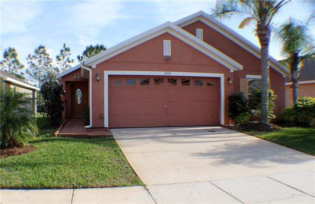 Address Not Published, Kissimmee, FL 34746 (MLS #O5800650) :: Bustamante Real Estate