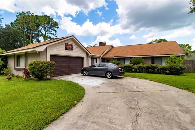 11807 Nicklaus Circle, Tampa, FL 33624 (MLS #O5800668) :: Burwell Real Estate