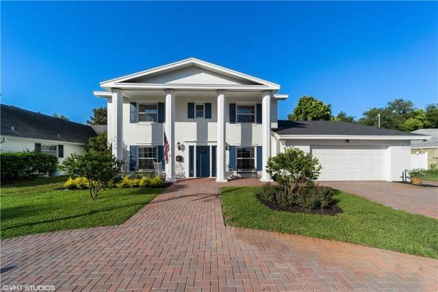 3206 Cullen Lake Shore Drive, Belle Isle, FL 32812 (MLS #O5800669) :: Charles Rutenberg Realty