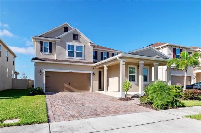 3410 Dovetail Avenue, Kissimmee, FL 34741 (MLS #O5800690) :: The Figueroa Team