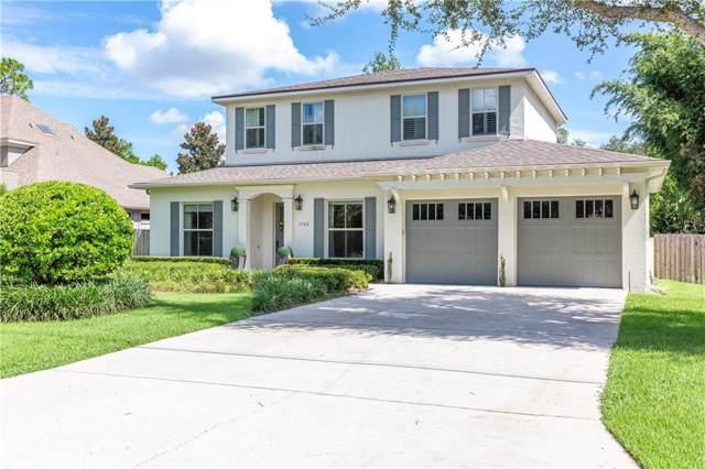 1749 Pine Avenue, Winter Park, FL 32789 (MLS #O5800879) :: 54 Realty