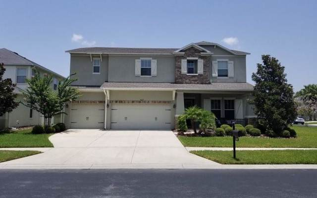 Address Not Published, Wesley Chapel, FL 33544 (MLS #O5801152) :: The Brenda Wade Team