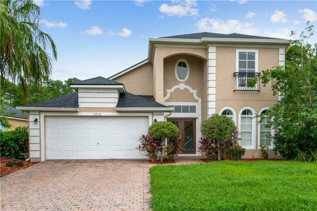 3016 Juneberry Terrace, Oviedo, FL 32766 (MLS #O5801294) :: Team 54