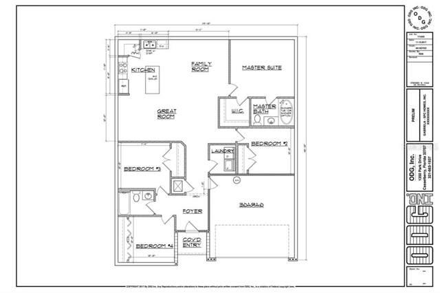 1395 N Platte Court, Poinciana, FL 34759 (MLS #O5801421) :: The Brenda Wade Team