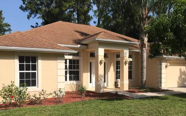 2673 Jeannin Drive, North Port, FL 34288 (MLS #O5801648) :: Cartwright Realty