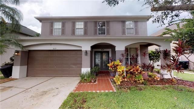 827 Jade Forest Avenue, Orlando, FL 32828 (MLS #O5801701) :: GO Realty
