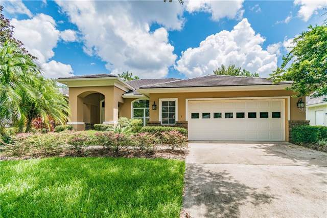 9321 Cypress Bend Drive, Tampa, FL 33647 (MLS #O5801753) :: Florida Real Estate Sellers at Keller Williams Realty