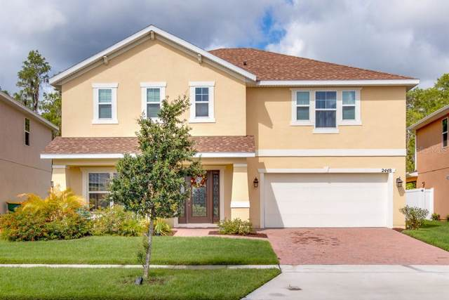 2448 Addison Creek Drive, Kissimmee, FL 34758 (MLS #O5801853) :: Team Bohannon Keller Williams, Tampa Properties