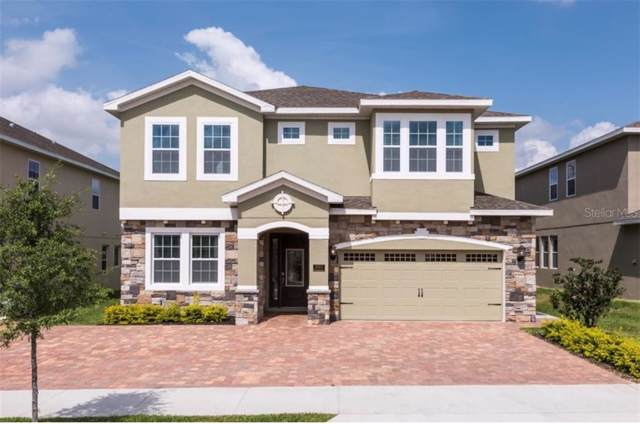 250 Clawson Way, Kissimmee, FL 34747 (MLS #O5801938) :: Bustamante Real Estate