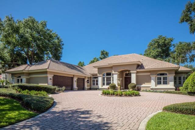 5085 Latrobe Drive, Windermere, FL 34786 (MLS #O5802124) :: Florida Real Estate Sellers at Keller Williams Realty