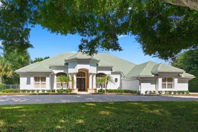 7144 Horizon Circle, Windermere, FL 34786 (MLS #O5802185) :: Florida Real Estate Sellers at Keller Williams Realty