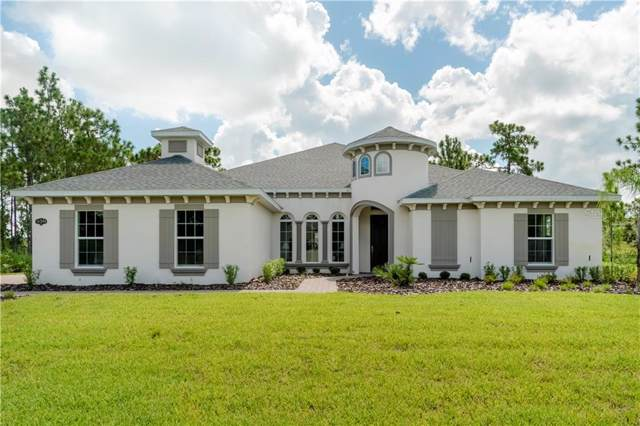14309 Bella Lane, Orlando, FL 32832 (MLS #O5802320) :: GO Realty