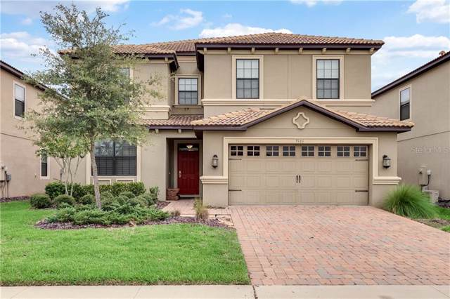 9161 Caddie Way, Davenport, FL 33896 (MLS #O5802442) :: Gate Arty & the Group - Keller Williams Realty Smart