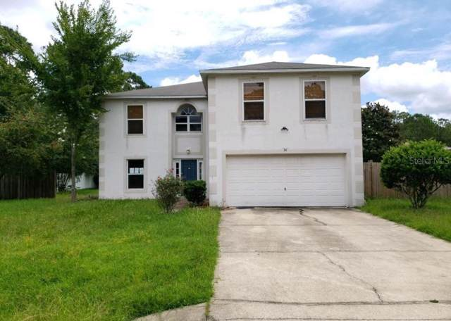 14 Zonal Court, Palm Coast, FL 32164 (MLS #O5802454) :: White Sands Realty Group
