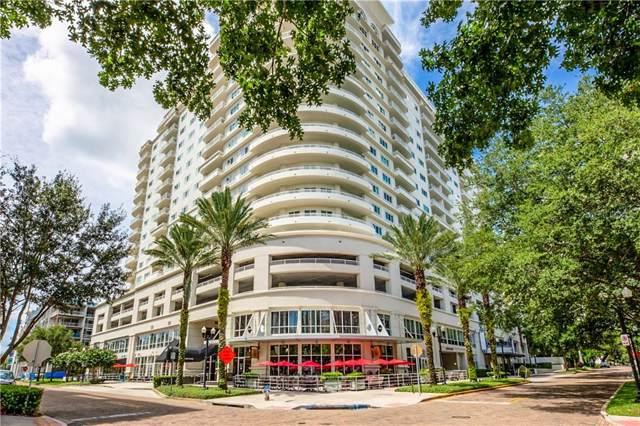 100 S Eola Drive #604, Orlando, FL 32801 (MLS #O5802683) :: Cartwright Realty