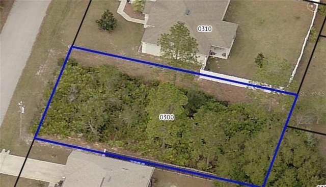 74 Princeton Ln Lane, Palm Coast, FL 32164 (MLS #O5802849) :: White Sands Realty Group