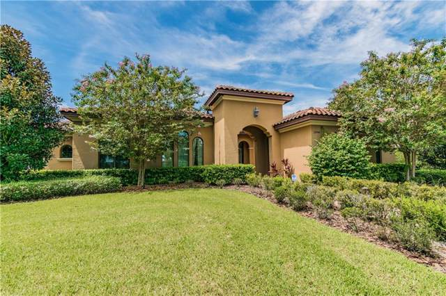 11946 Waterstone Loop Drive, Windermere, FL 34786 (MLS #O5803033) :: Griffin Group