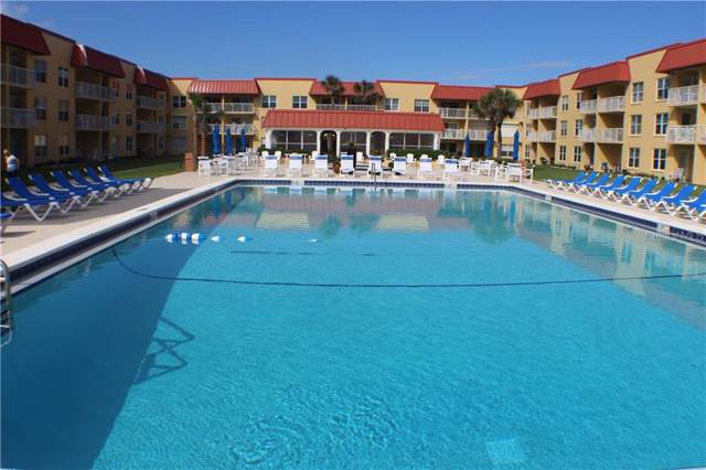 3801 S Atlantic Avenue #120, New Smyrna Beach, FL 32169 (MLS #O5803064) :: Team Bohannon Keller Williams, Tampa Properties