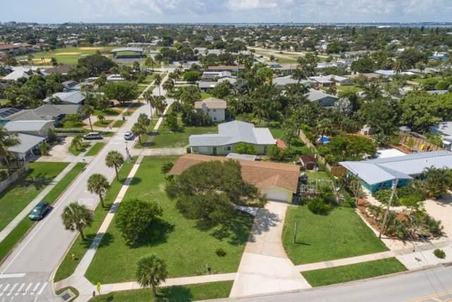 100 S Osceola Drive, Indian Harbour Beach, FL 32937 (MLS #O5803118) :: The Light Team
