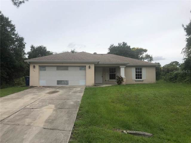 134 Mcarthur Boulevard, Lehigh Acres, FL 33974 (MLS #O5803149) :: The Brenda Wade Team