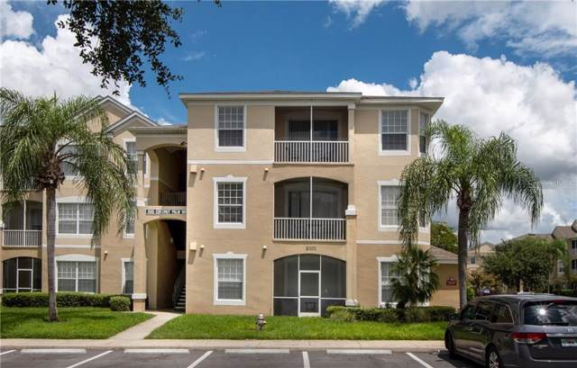 8101 Coconut Palm Way #205, Kissimmee, FL 34747 (MLS #O5803170) :: The Duncan Duo Team