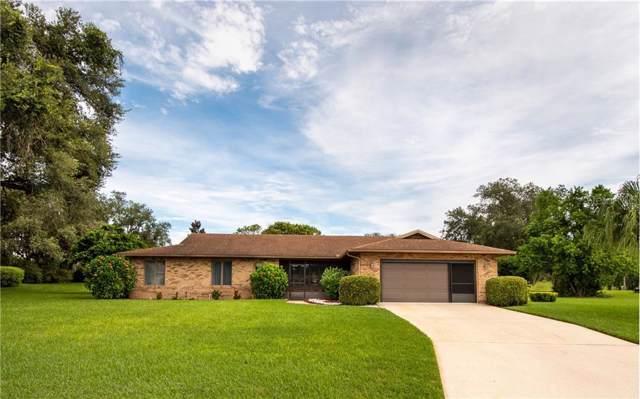 118 Fairway Drive, Haines City, FL 33844 (MLS #O5803270) :: Bustamante Real Estate