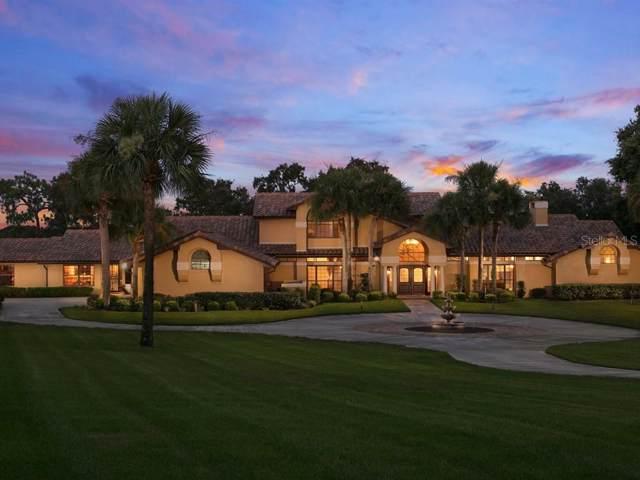 38130 Timberlane Drive, Umatilla, FL 32784 (MLS #O5803282) :: Team Bohannon Keller Williams, Tampa Properties