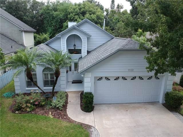 1022 Shady Lane Drive, Orlando, FL 32804 (MLS #O5803290) :: Cartwright Realty