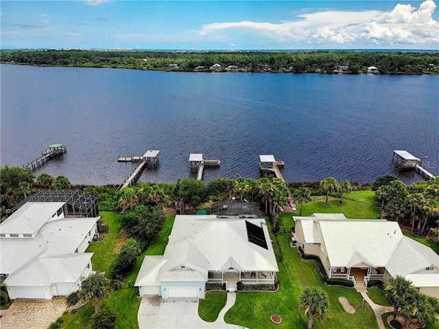 2816 Bay Side Drive, New Smyrna Beach, FL 32168 (MLS #O5803462) :: The Brenda Wade Team