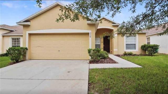 238 Sunset View Drive, Davenport, FL 33837 (MLS #O5803526) :: Dalton Wade Real Estate Group