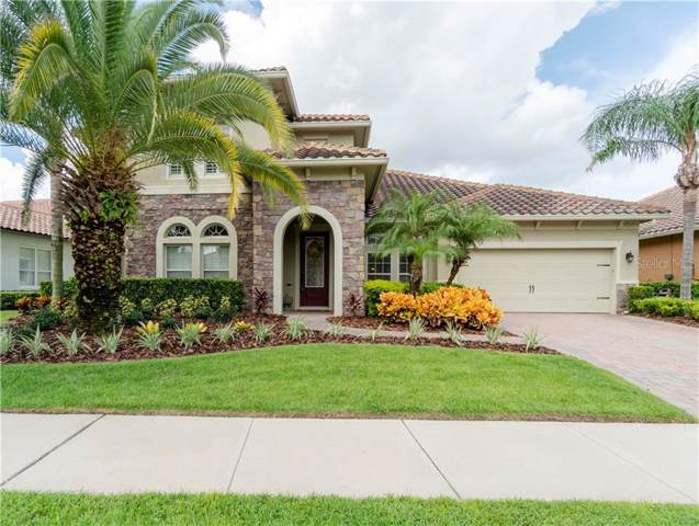 7212 Sangalla Drive, Windermere, FL 34786 (MLS #O5803554) :: Griffin Group
