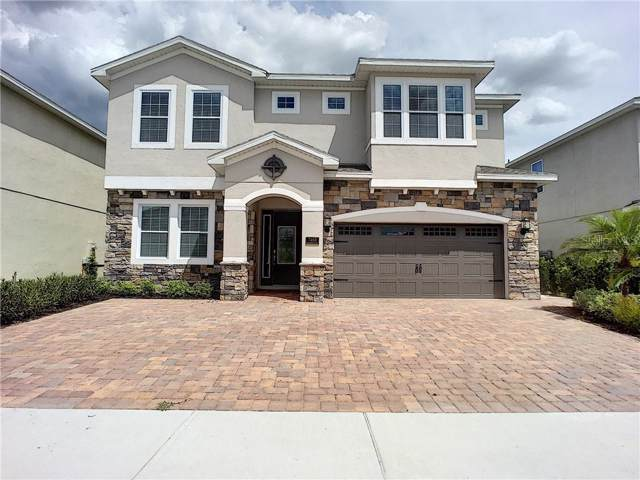 7463 Marker Avenue, Kissimmee, FL 34747 (MLS #O5803703) :: The Brenda Wade Team