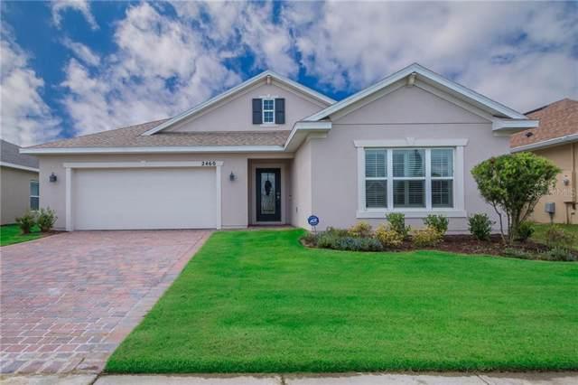 2460 Addison Creek Drive, Kissimmee, FL 34758 (MLS #O5803752) :: Team Bohannon Keller Williams, Tampa Properties