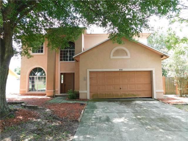 210 Killington Court, Orlando, FL 32835 (MLS #O5803786) :: The Duncan Duo Team