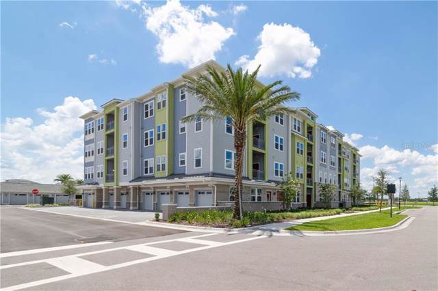 7517 Laureate Boulevard #4307, Orlando, FL 32827 (MLS #O5804077) :: Cartwright Realty