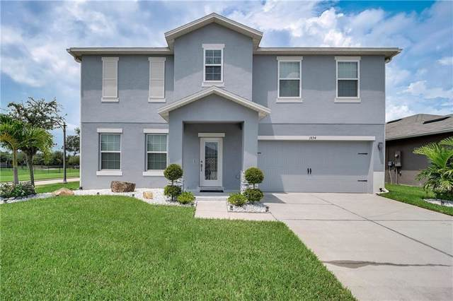 1894 Soldiers Pass, Saint Cloud, FL 34769 (MLS #O5804189) :: Zarghami Group