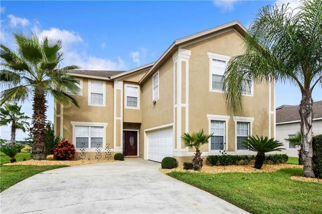 702 Mcfee Drive, Davenport, FL 33897 (MLS #O5804228) :: Team Bohannon Keller Williams, Tampa Properties