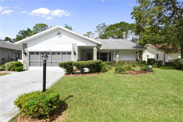 6385 Pine Meadows Drive, Spring Hill, FL 34606 (MLS #O5804361) :: The Duncan Duo Team