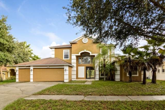 8364 Golden Prairie Drive, Tampa, FL 33647 (MLS #O5804371) :: Team Bohannon Keller Williams, Tampa Properties