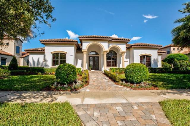 11910 Waterstone Loop Drive, Windermere, FL 34786 (MLS #O5804446) :: Bustamante Real Estate