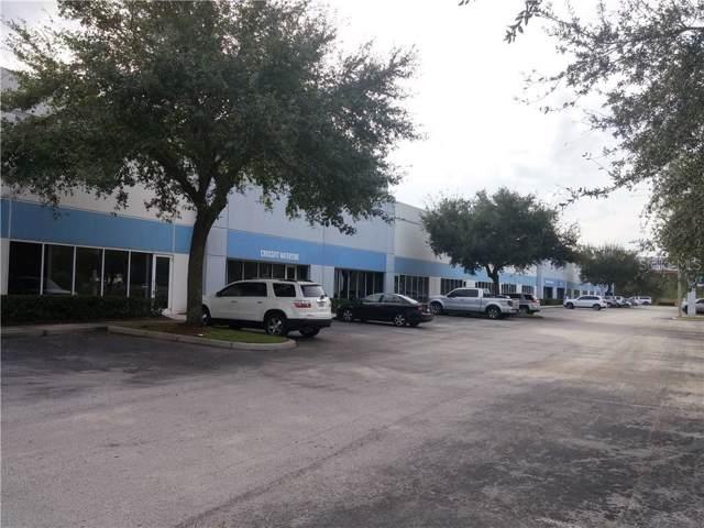 8010 Sunport Drive 109-112, Orlando, FL 32809 (MLS #O5804561) :: Griffin Group