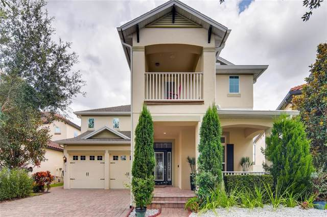 6110 Golden Dewdrop Trl Drive, Windermere, FL 34786 (MLS #O5804759) :: Griffin Group