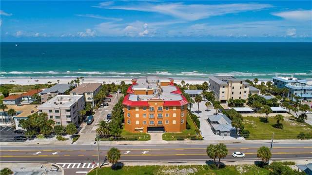 2200 Gulf Boulevard #405, Indian Rocks Beach, FL 33785 (MLS #O5804768) :: The Duncan Duo Team